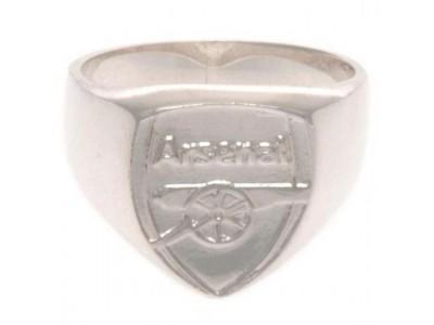 Arsenal ring - Sterling Silver Ring - Large