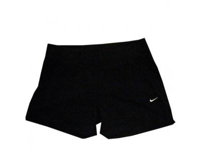 Mini shorts - kvinder - sort