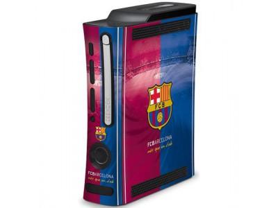 FC Barcelona - Xbox 360 Console Skin