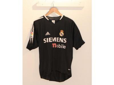 Real Madrid ude trøje 2004/05 - Morientes - FEJL