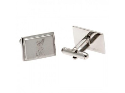 Liverpool FC Stainless Steel Cufflinks LB