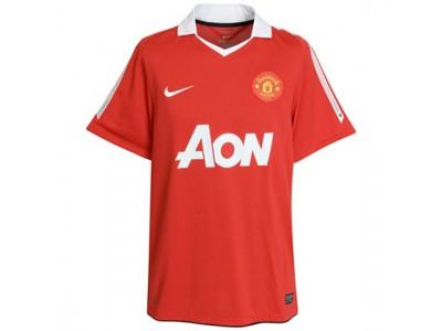 Manchester United hjemme trøje 2010/11 - børn