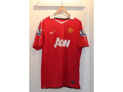 Manchester United hjemme trøje 2010/11 - Chicharito 14