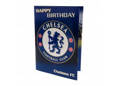 Chelsea fødselsdagskort musik - Musical Birthday Card
