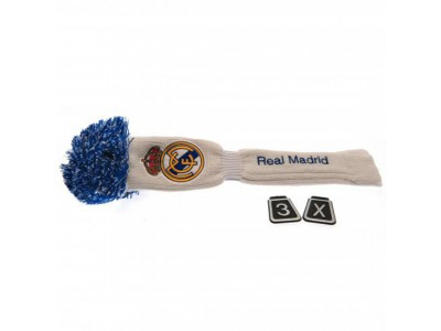 Real Madrid - Headcover Pompom (Fairway)