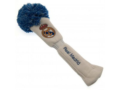 Real Madrid - Headcover Pompom (Driver)
