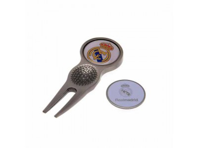 Real Madrid golf udstyr - RMFC Divot Tool & Marker