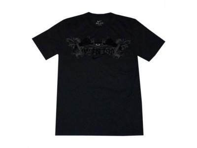 LBJ Lebron James Premium Witness t-shirt - sort