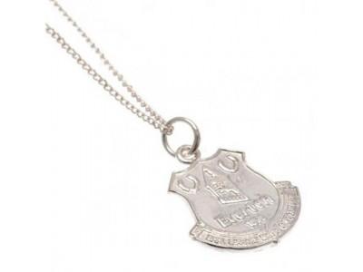 Everton halssmykke - Sterling Silver Pendant
