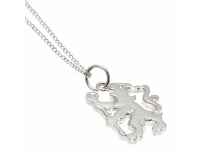 Chelsea - Sterling Silver Pendant & Chain LN