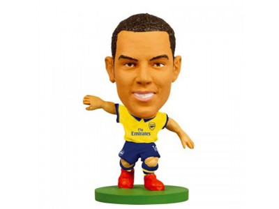 Arsenal figur - SoccerStarz Walcott Away