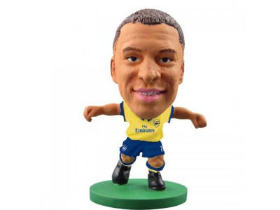 Arsenal figur - SoccerStarz Oxlade-Chamberlain Away