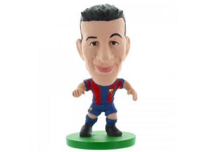 FC Barcelona figur - Barca Toon SoccerStarz Busquets