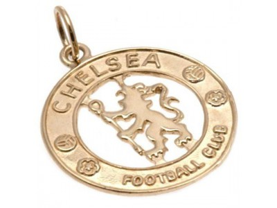 Chelsea guld smykke - CFC 9ct Gold Pendant