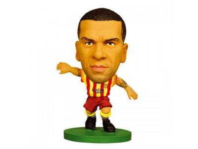 FC Barcelona figur - SoccerStarz Dani Alves Away