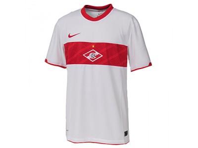 Spartak Moscow ude trøje 2011/12