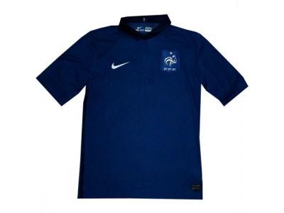 Frankrig hjemme trøje 2011 børn