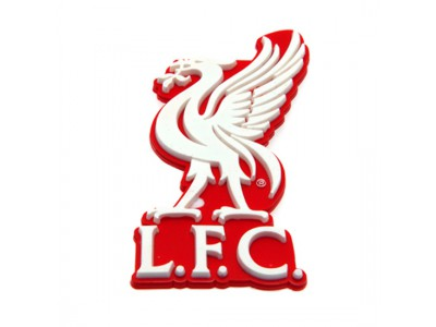 Liverpool FC køleskabs magnet - 3D Fridge Magnet