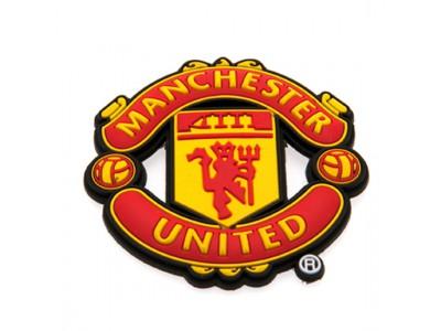 Manchester United køleskabsmagnet - 3D Fridge Magnet