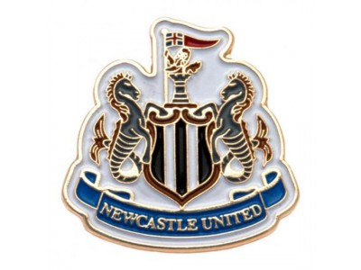 Newcastle United mærke - NUFC Badge