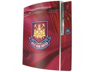 West Ham United - PS3 Console Skin