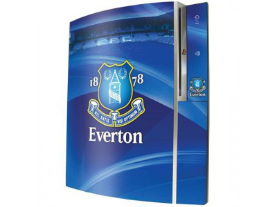 Everton - PS3 Console Skin