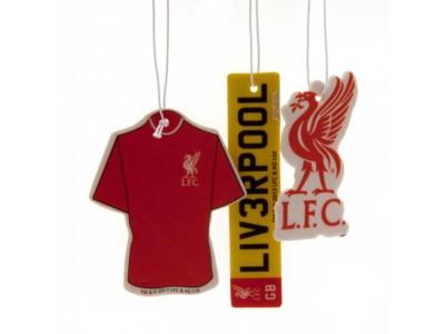 Liverpool luftfrisker - 3 Pack Air Freshener