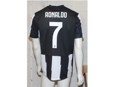 Nike team sport stripet trøje Ronaldo 7