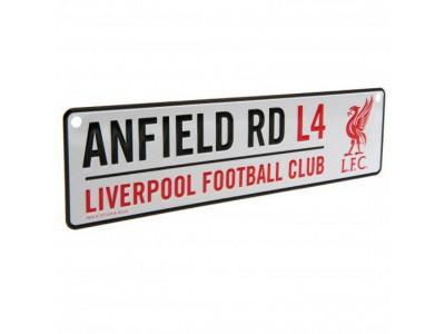 Liverpool FC vindue skilt - Window Sign