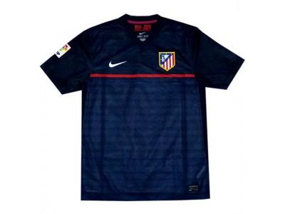 Atletico Madrid ude trøje 2011/12 - børn