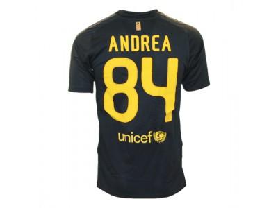 FC Barcelona ude trøje - Andrea 84