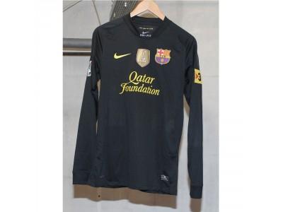 FC Barcelona ude trøje L/Æ 11/12 - Neymar JR 7