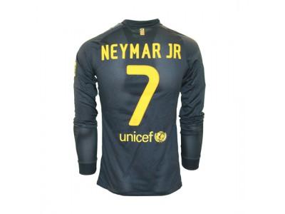 FC Barcelona ude trøje L/Æ - Neymar 7