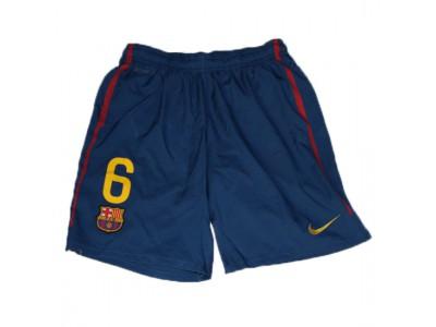 Barcelona hjemme shorts - nummer 6
