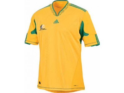 Sydafrika hjemme trøje VM 2010 - børn