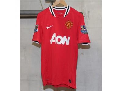 Manchester United hjemme trøje 2011/12 - Champs 10/11