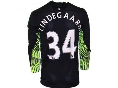 Manchester United målmandstrøje 11-12 Lindegaard 34