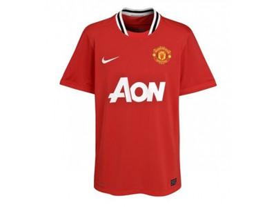 Manchester United hjemme trøje 2011/12 - børn