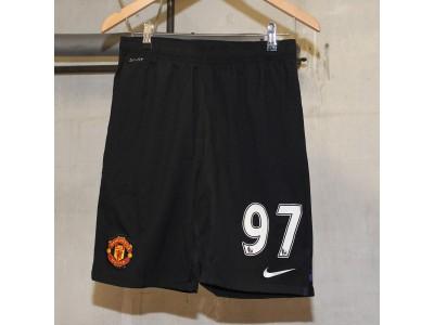 Manchester United ude shorts 11/12 - børn - 97