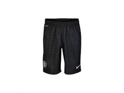 Manchester United ude shorts 2011/12 - børn