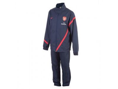 Arsenal træningsdragt 2011/12 - børn - mørkeblå