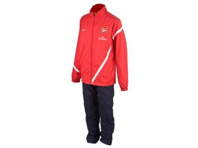 Arsenal træningsdragt 2011/12 - børn - rød blå