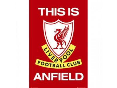 Liverpool FC plakat - Poster T I A -  44