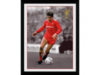Liverpool FC billede - Picture Dalglish 16 x 12