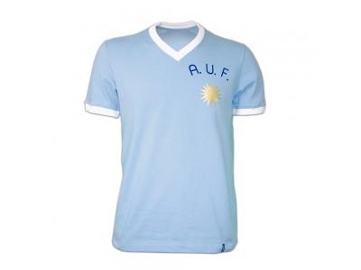 Uruguay retro trøje 1970'erne