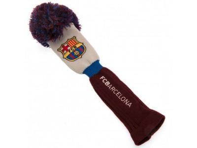 FC Barcelona Headcover Pompom (Driver)