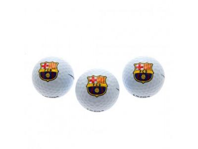 FC Barcelona golf bolde - Barca Golf Balls