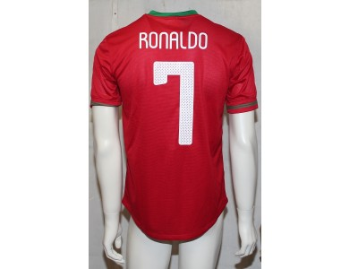 Portugal hjemme trøje 2012 - Ronaldo 7