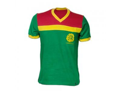 Cameroon 1989 retro trøje