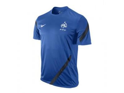 Frankrig træningstop EM 2012 blå